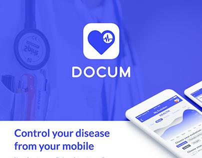 DOCUM - App mobile