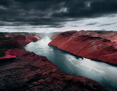 Norway infrarød
