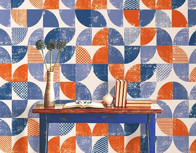 Wall designs for Wallpepper