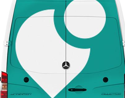 SBL Couriers - Brand Identity by David Almeida ACE