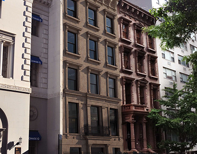 Manhattan Renovation Facade
