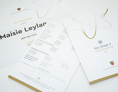 Awards Booklet & Certificates