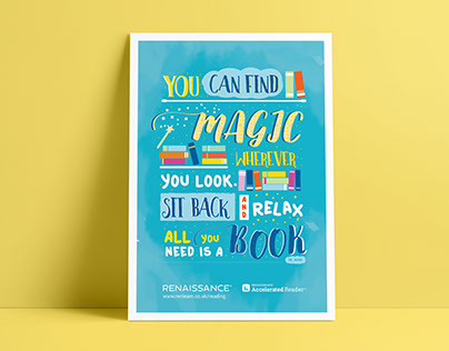 Reading Quote Poster