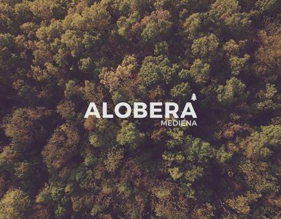"Branding for ""Alobera"""