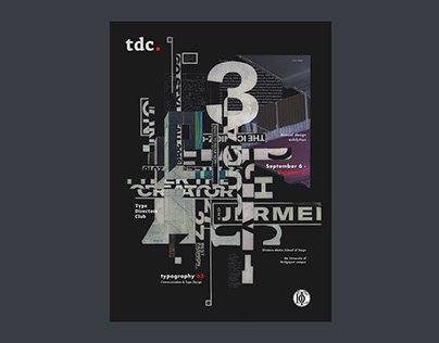 Collage Poster for TDC63