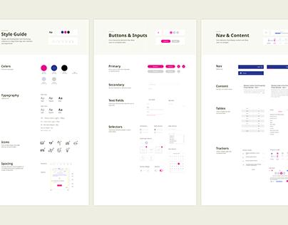 User Design System - Nayi Disha