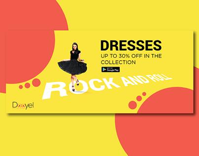 Dooyelshop ׀ Dress ׀ Banner