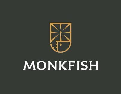 Monkfish Brewery / Logo design