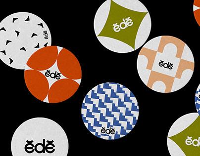 erduoer brand's identity design