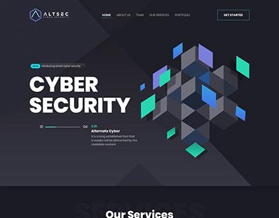 Alternate Cyber Security