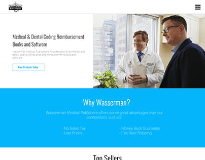 Wasserman Medical Redesign