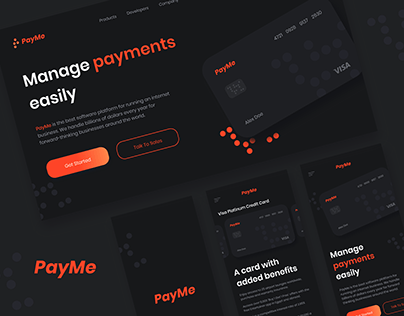 PayMe Web & Mob App