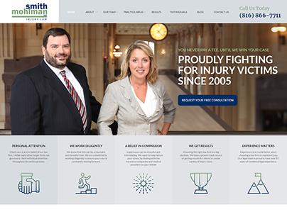 Smith Mohlman - KANSAS CITY Personal Injury Attorneys
