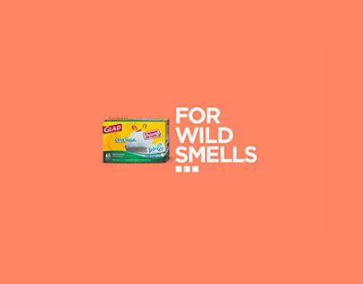 Wild smells, Glad