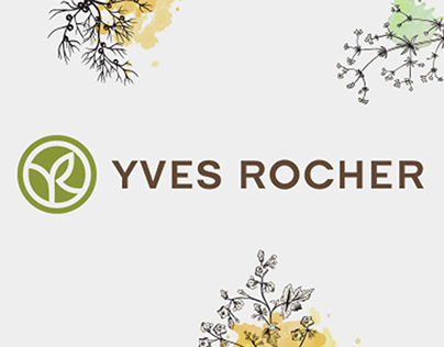 Yves Rocher SG | Lazada Banners