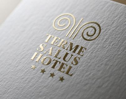 Terme Salus - Brand identity