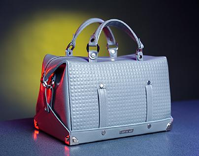 Tote bag / Bowler bag Fashion accessoris design