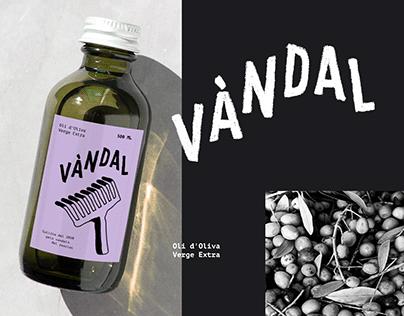 Vandal - Illustration & Packaging
