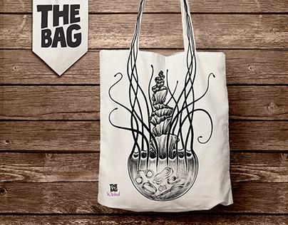 """""""The Bag"""" Tote Bag Design"""