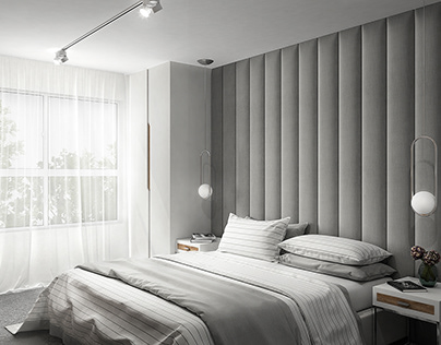 BEDROOM for Vancouver Private Apartment