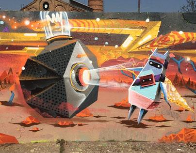 Graffventures of Poco Eco