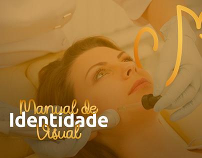Manual de Identidade Visual | Carla Silva Esteticista