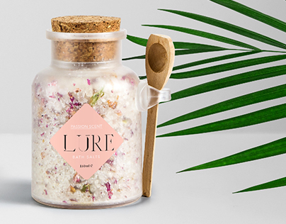 Lure Cosmetics / The Scent of Passion
