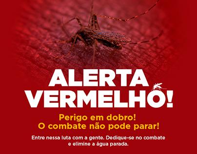 Campanha contra a Dengue - Drogaria Venancio