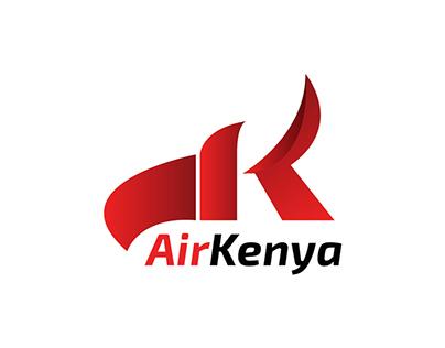 AirKenya Rebrand