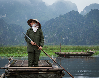 Vietnam : From North to South