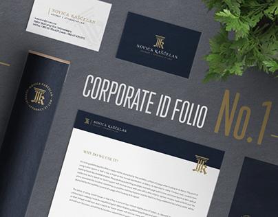 Corporate Identity Folio