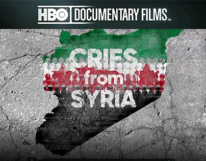 TITLES&ANIMATION for HBO DOCUMENTARY/CRIES FROM SYRIA