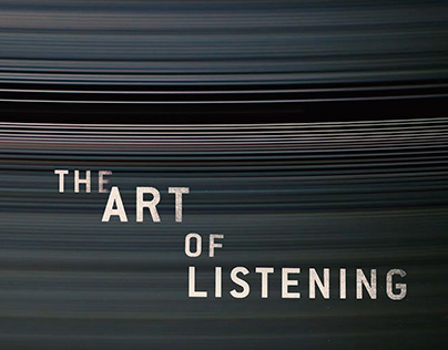 The Art of Listening - Opening Titles