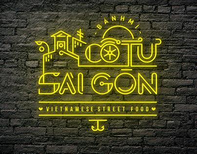 Cô Tư Sài Gòn - Brand Identity