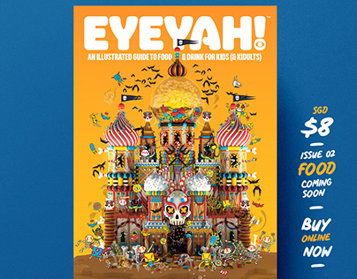 EYEYAH! Issue02