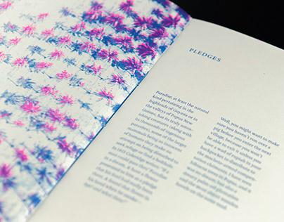 Biology & Design | Risograph Editorial