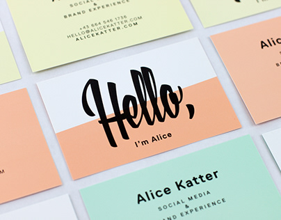 Alice Katter – Hello I'm Alice