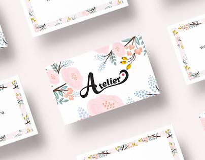 Atelier | Logo