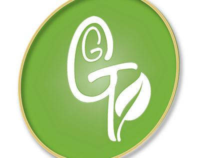 Ontwerp voor logo, online munt