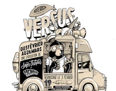 VERSUS // SAMNUTS x SENOR OCTOPUS
