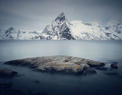 Winter at northern Norway II - Lofoten