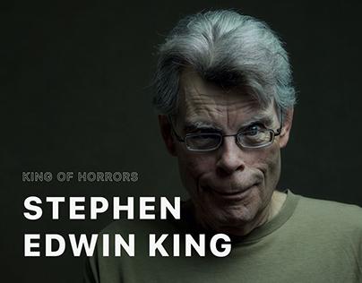 Stephen Edwin King — king of horrors