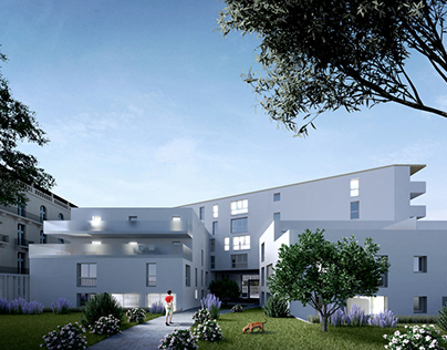 RESIDENTIAL COMPLEX   OMLB GROUPE
