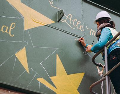 Painting ST1-crane