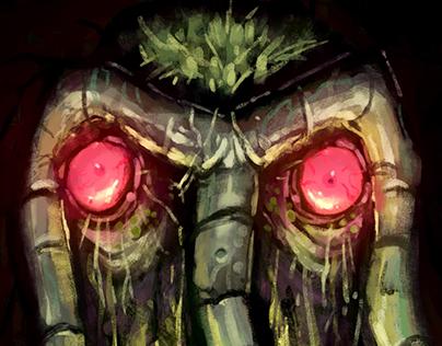 Man-Thing - Marvel TL;DR