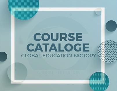 GEF Course Cataloge