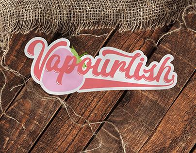 Vapourlish Branding