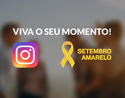 Instagram: Viva o Seu Momento!