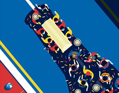 Colombia, an original mix - COLA & POLA - AB INBev
