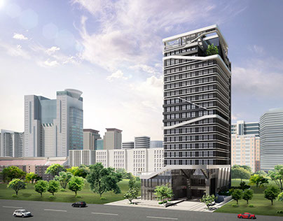 勝輝 都匯中心 (Sunglory Urban Center)